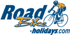 Road Bike Holidays Logo
